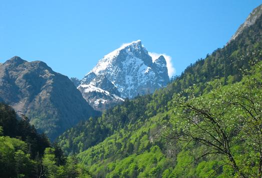 La Maison Lahouratate dans les Pyrénées Atlantiques