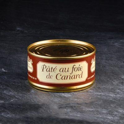 Pâté au foie de Canard de la Maison Lahouratate